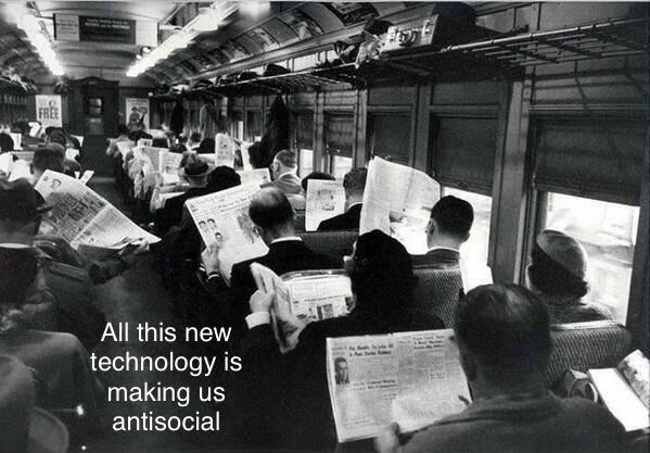 tech poster